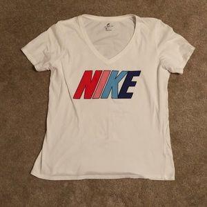 Nike V-neck Tee